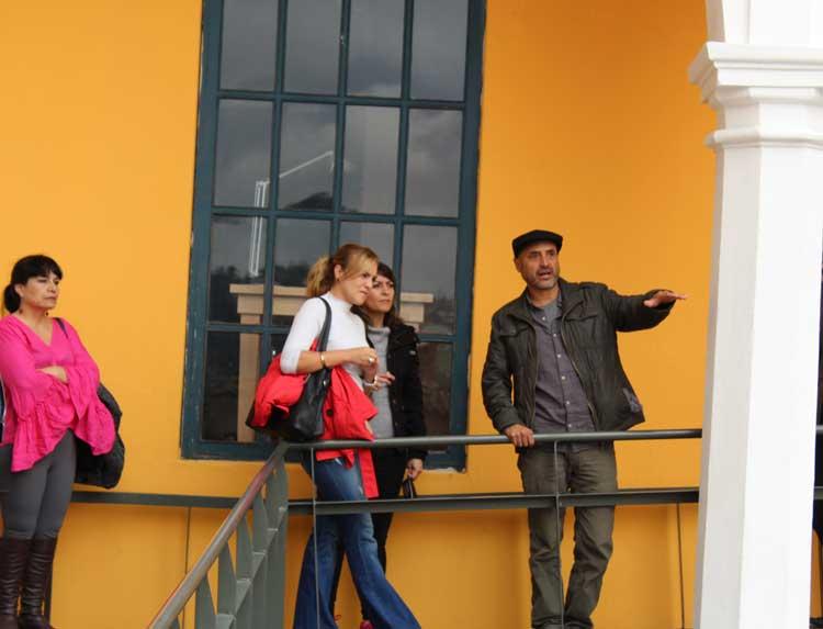 Arquitecto Pablo Moreira participó en representación de Ecuador en evento sobre temas patrimoniales