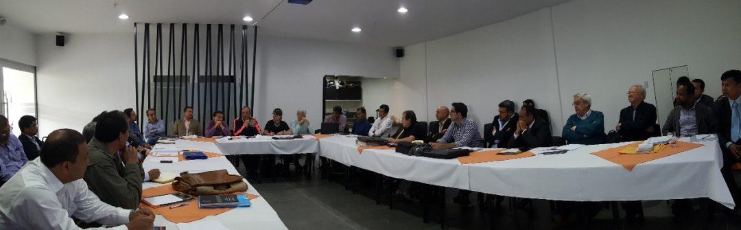 TRIGÉSIMA CUARTA ASAMBLEA GENERAL ORDINARIA DEL COLEGIO NACIONAL DE ARQUITECTOS DEL ECUADOR