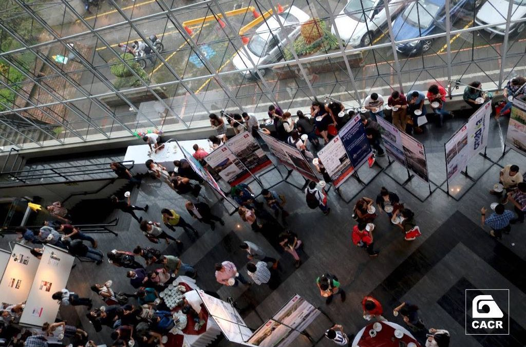 CUARTA EXPOSICIÓN DE GANADORES DEL CONCURSO BAQ2016 EN COSTA RICA