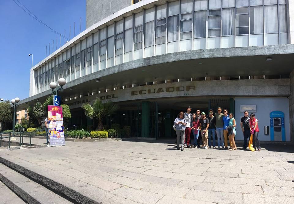 MIO17  Arquitectura abierta Quito