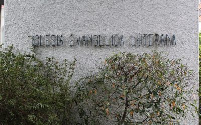 VISITA IGLESIA LUTERANA
