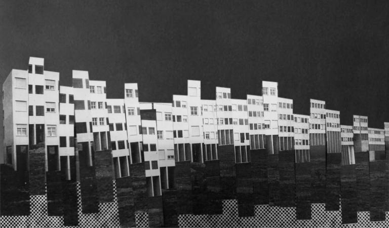 12 imágenes metafísicas. Un ejercicio proyectual de reinterpretación sobre el Conjunto Habitacional Piedrabuena – Juan Tohme, Nicolás Gonzáles