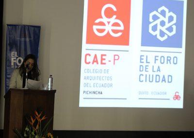 El Foro de la Ciudad® No. 72, Quito, el Metro y el espacio público (3)