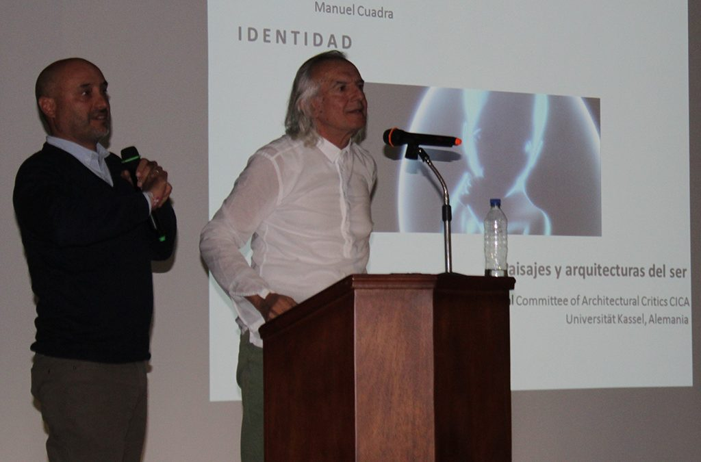 CONFERENCIA IDENTIDAD PAISAJES Y ARQUITECTURAS DEL SER