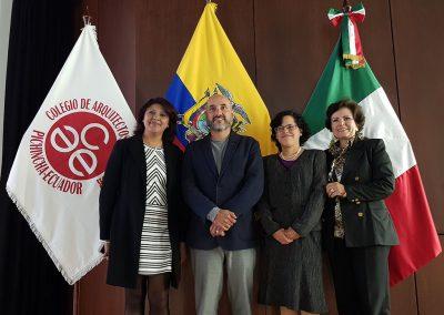 Conferencia Paisajes Prehispanicos Embajada de México (1)