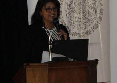 Conferencia Paisajes Prehispanicos Embajada de México (5)
