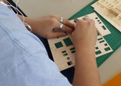 Taller de restauración de maquetas MAE (7)