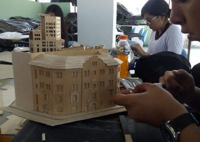 Taller de restauración de maquetas MAE (6)