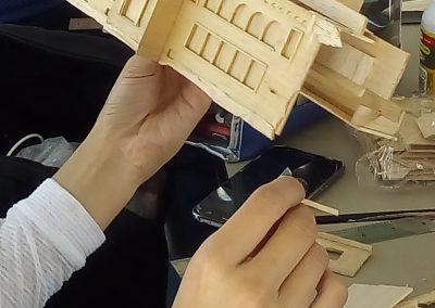 Taller de restauración de maquetas MAE (8)