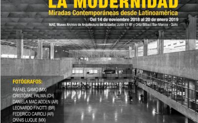 LA MODERNIDAD: MIRADAS CONTEMPORÁNEAS DESDE LATINOAMÉRICA