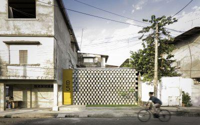 Veinte proyectos ecuatorianos estarán en la XI Bienal Iberoamericana de Arquitectura y Urbanismo