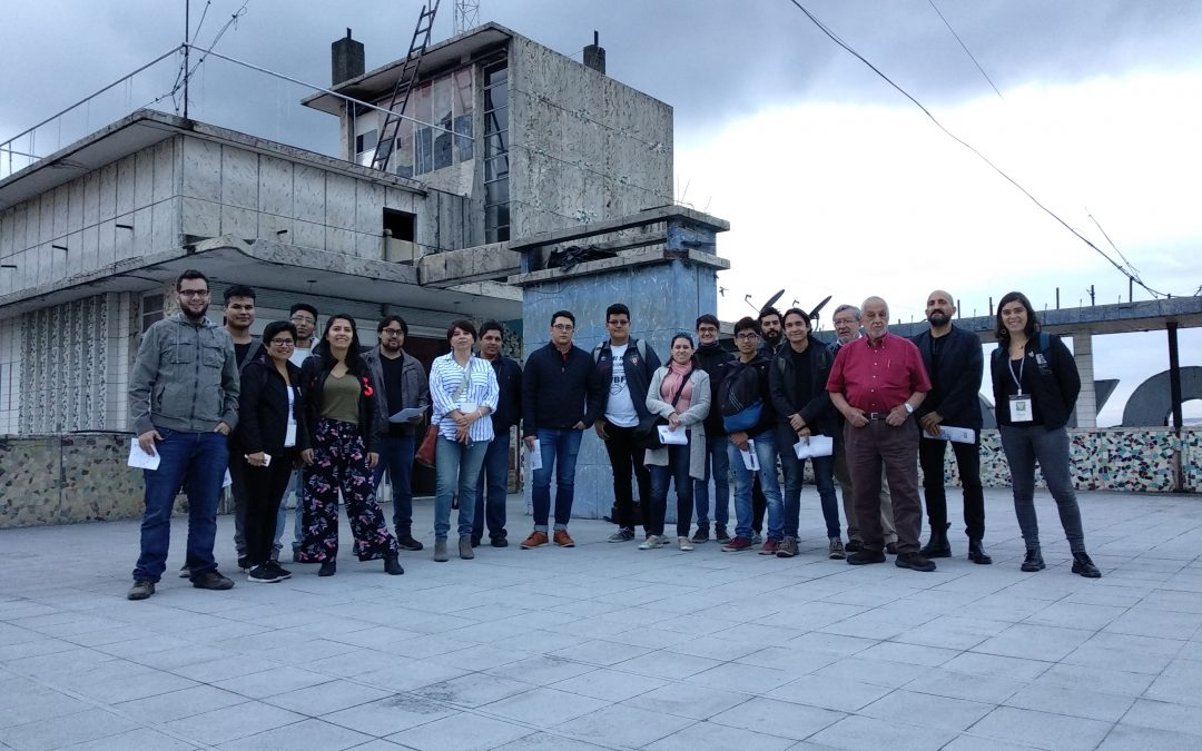 CAE Visita – Edificio Casabaca, un recorrido en el tiempo