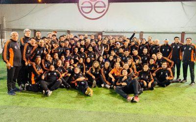 Arquitectos de Pichincha ganan el primer lugar de los Juegos Deportivos Nacionales